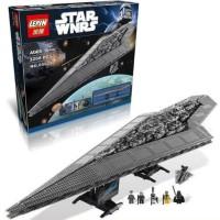 Star Wars Imperial Super Star Destroyer UCS Lego kw 10221 Lepin 05028