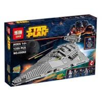 Star Wars Imperial Star Destroyer Lego kw 75055 Lepin 05062