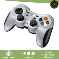 Stick Gamepad Wireless Logitech F710 Gaming Android - Laptop - PC