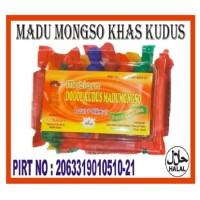 Dodol Madumongso Madu Mongso Khas Kudus