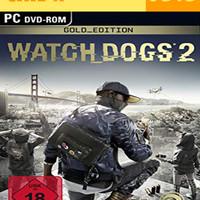 DVD Watch Dog 2 Gold Edition PC UNORIGINAL