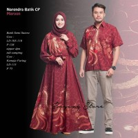 narendra batik couple