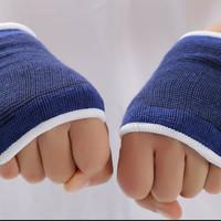 Palm support Sarung Tangan Glove Fitness - Gym -futsal kiper anti kram