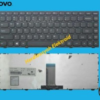 Keyboard LENOVO IdeaPad 300-14IBR 300-14ISK - Black