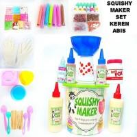 PROMO Squishy Maker Keren Abis/ Squishy Kit/ Espak Soft/ Espak