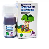 Tempra syrup paracetamol 30ml