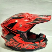Helm GM Super Cross Moto 1 All Varian Full Face