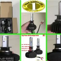 Lampu Mobil LED H1 CSP Chips Bergaransi..