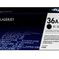 TONER ORIGINAL HP 36A [cb436a] black