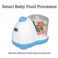 Baby Safe Smart Baby Food Processor Blender Penghalus Makanan Bayi