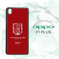 Casing Custom Hardcase Oppo F1 Plus Stationary Guard O0037 Case Cover