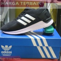 Sepatu Casual Adidas Questar Ride Running Pria Cowok Grade Original