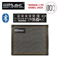 Ampli Gitar Digital 20W (BONUS KABEL) Coolmusic Fantasy20 Amplifier