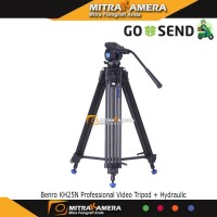 Benro KH25N Professional Video Tripod + Hydraulic