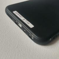 Case Honor 9 Lite - Black Silicone Premium Polos