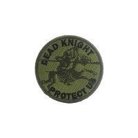 MOLAY DEAD KNIGHT PROTECT US Patch
