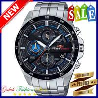 Jam tangan pria Casio edifice EF 556 / EF556 Roso ori BM + Box set