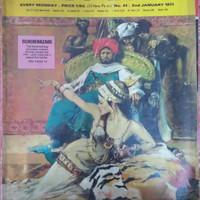 Majalah WORLD OF WONDER .January. 1971