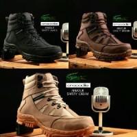 Sepatu Safety Ujung Besi Paling Laris