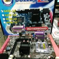 Motherboard Bulldozer G41 DDR3 LGA 775 CKH166