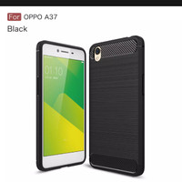 Armor carbon case for Oppo A37-black