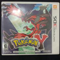 Pokemon Y (US) - Nintendo 3DS