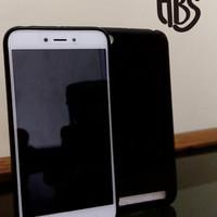 Case Slim Black Matte For Redmi 5A