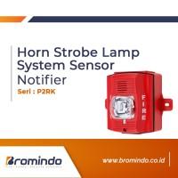 Horn Strobe Lamp Outdoor type P2RK ( System Sensor) Notifier