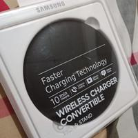 Wireless Charger Convertible Original Asli bukan OEM ex Hadiah Note 8