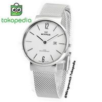 Miragewatch Original Jam tangan Wanita PASIR Cantik 8624 Silver pP