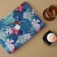 mac book macbook air 13 inch hard case mac cover bunga FLORAL FLOWER