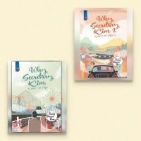 Paket Novel Why Secretary Kim 1 dan 2 - Jeong Gyeong Yun