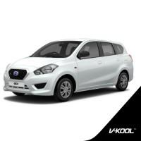 Kaca Film V-KOOL Full Body Datsun Go+ (VK40+VIP+VIP)