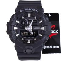Casio G-Shock GA-700-1B Jam Tangan Pria Sporty Original&Bergaransi