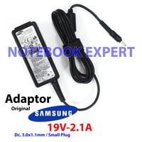 Adaptor/Charger Laptop Samsung 19V - 2.1A (Small Plugin) ORIGINAL
