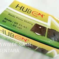 (Box) SD 31-41 Caster Sliding Door (Roda Pintu Geser)