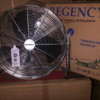 Kipas Angin Besi Regency 20 Inch 50 Cm Tornado Fan Deluxe