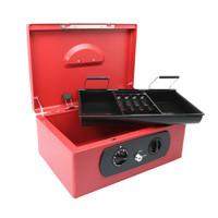 Krisbow Cash Box- Merah