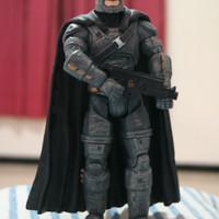 armored batman vs superman action figure