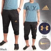 3/4 LOTTO celana jogger 3/4 training nike adidas puma mizuno