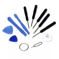 11 in 1 Repair Tools Kit Set for Mobile Phone, Pry Tool Pembuka HP