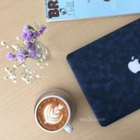 macbook mac book Pro Retina 15 inch cover hard case Kulit Leather skin