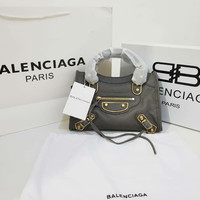Balenciaga bag / handbag mini city edge Authentic Mirror