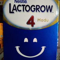 Lactogrow 4 Madu 750gr