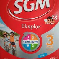 Sgm Eksplor 3+ Vanila 900gr