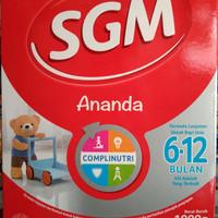 Sgm Ananda 6-12 Bulan 1000gr