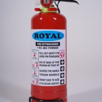 APAR / Alat Pemadam Api Ringan / Tabung Pemadam Kebakaran 1 Kg