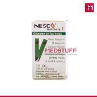 Strip Glucose / Gula Darah Nesco