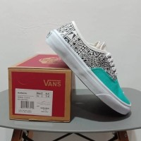 VANS AUTHENTIC TRIBAL TOSCA PREMIUM WAFFLE DT BNIB FULL TAG CHINA