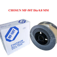 Kawat Las Chosun MF-50T ER70S-6 Size 0.8 mm